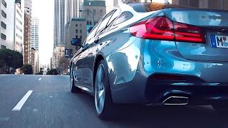 "BMW ""Self Driving"" Super Bowl Commercial 2017 Scott Eastwood BMW 5 Series Car Superbowl TV Ad 2017"