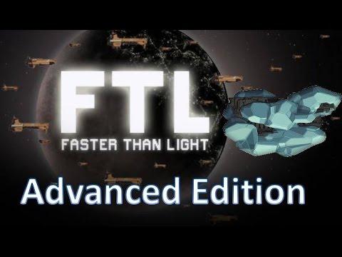 Faster Than Light (FTL) -Crystal A (Unlock Quest) - Crystal B Unlock