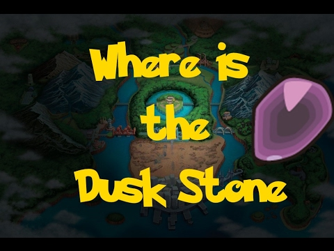 Where Is: The Dusk Stone (Location 2) (Pokemon Black 2/White 2)
