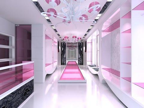Interior Design Ideas for Jewelry Store
