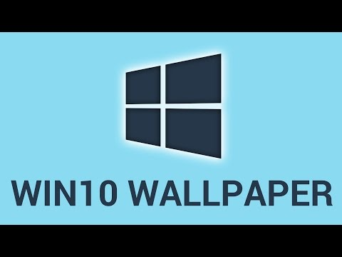 How To Change Windows 10 Wallpaper