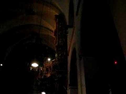 Montserrat Torrent plays the Organ, Sitges, Spain