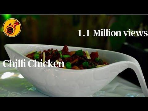 ചില്ലി ചിക്കൻ |Restaurant Style Chilli Chicken Dry|Indo-Chinese || Chilli Chicken|Eps:no-15