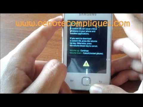 Colocar el Galaxy Young en Download Mode [HD]