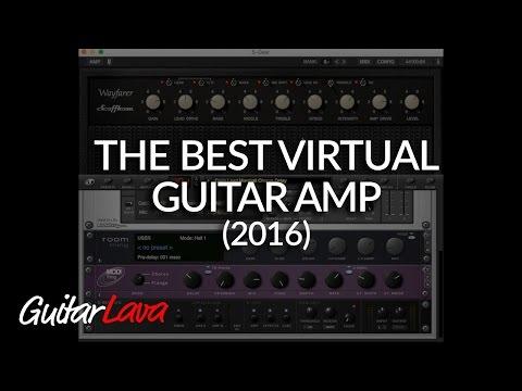 Best Virtual Guitar Amp - Slate Digital - S-Gear DEMO