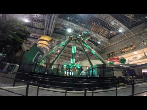 Mall of America - Shredder