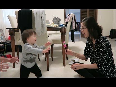 Toddler Vlog: Learning to Walk!