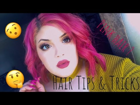 How to make your Bright hair last longer! 💕