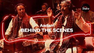Coke Studio Season 12   Aadam   BTS   Fareed Ayaz & Abu Muhammad with Humnawa