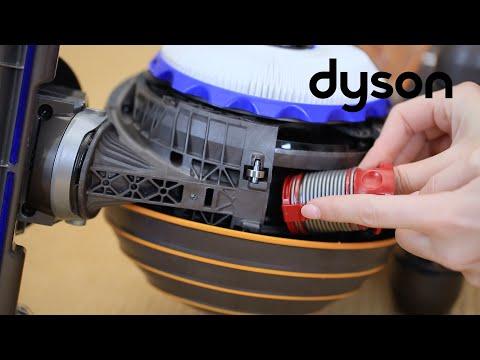 Dyson Light Ball™ vacuum - Replacing the internal hose (UK)