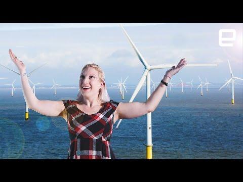 World's largest wind farm gets rolling | ICYMI