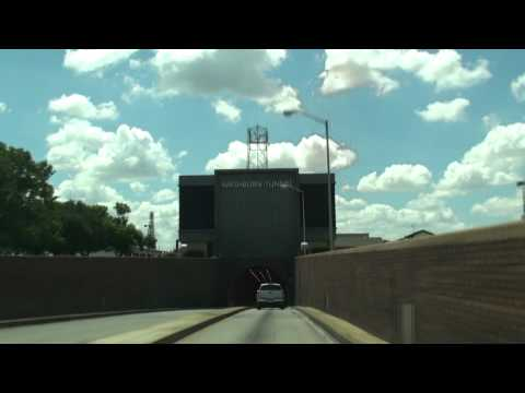 The Washburn Tunnel Houston,TX.