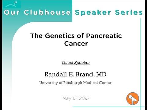 Genetics of Pancreatic Cancer