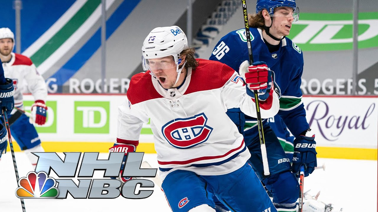 NHL Power Rankings: Montreal Canadiens are the team to beat   NBC Sports