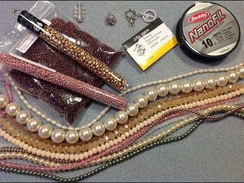 Video #3 What's Needed to Start Beading