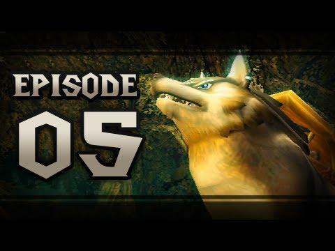 The Legend of Zelda: Twilight Princess - Episode 05 | Ordon Sword & Shield
