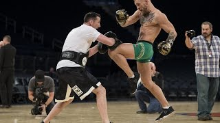 Conor McGregor Full UFC 205 Open Workout