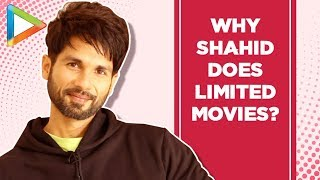 Shahid Kapoor's EPIC Reason Of doing Kabir Singh & Why It was Challenging | Twitter Fan Questions