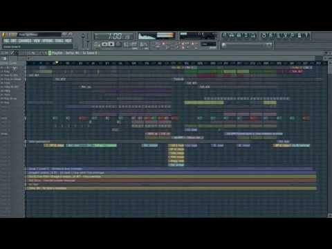 FL Studio - Goa-Trance TEMPLATE Open Project Vol.3