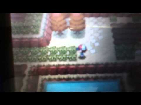 Pokemon Black TM Flamethrower and Trick Room