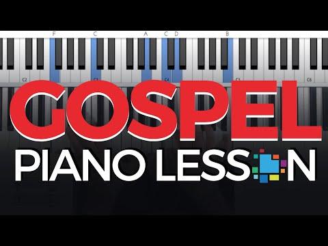 Gospel Piano Chords Tutorial & Frédéric Chopin