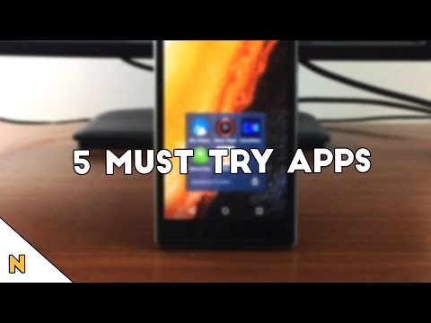 Top 5 Android Apps - 5 android application You Must Try!(December 2016) | best android application