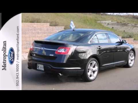 2011 Ford Taurus Minneapolis MN Eden Prairie, MN #L3299A10 - SOLD