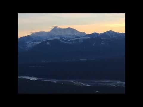 Day 7 Alaska, Kesugi Ridge and Mount Denali