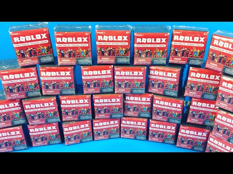 Opening A Ton Of Roblox Blind Boxes Daikhlo