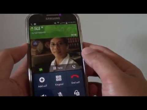 Samsung Galaxy S4: How to End Second Caller From Merge Conversion Without Ending First Caller