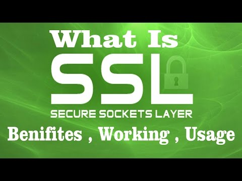 #1 What Is SSL Certificate And Benefits Of SSL