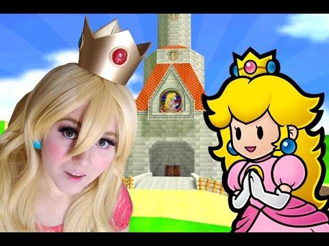 DIY Corona - Princesa Peach -