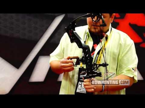 2014 New Bowhunting & Archery gear:  Vital X Archery XCR sight