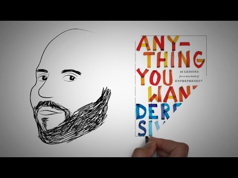 Scratch your own itch: ANYTHING YOU WANT by Derek Sivers
