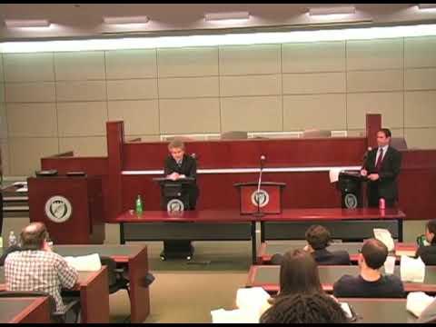 Vanderbilt Law School Death Penalty Debate