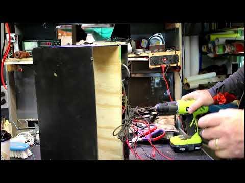 O, NO!!! Taking the Radio rack appart  2  Plus Ridgid tools