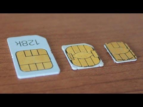 standard to micro to nano sim cut