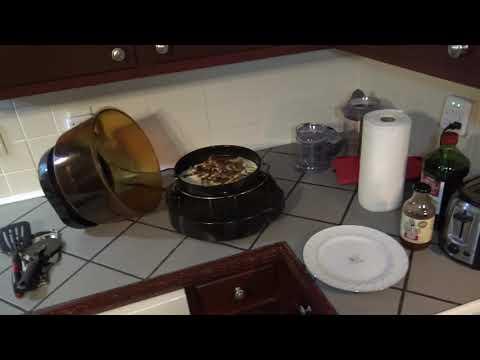 Breakfast Pizza - NuWave Oven Recipe