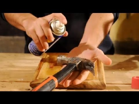 How to Remove Rust from Hand Tools : How to repair your home