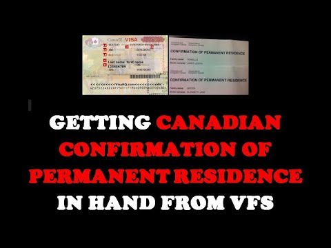 Getting Canadian PR in hand !!! (Hindi/English)