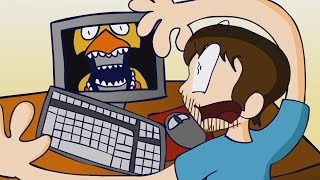 I have been animated again! Huzzah! Come watch my Five Nights At Freddy
