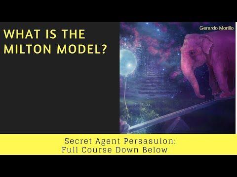 What Is The Milton Model | Gerardo Morillo