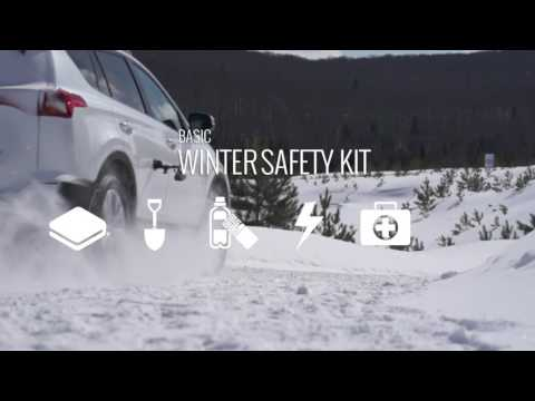 Make sure you're prepared for winter driving