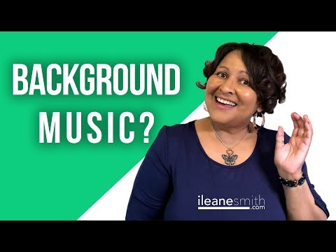 Is Your Video Better With Background Music