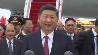 'Hong Kong has always been in my heart,' says Xi Jinping