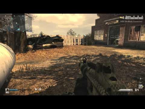 Call of Duty Ghosts - TDM - Warkhawk (12/17/2013) - (75-68) -