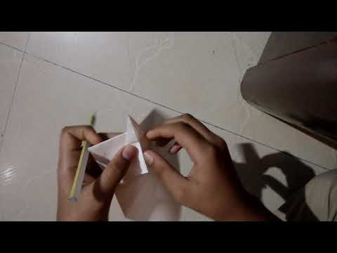 How to make a paper airplane Skid kid(John Collins)