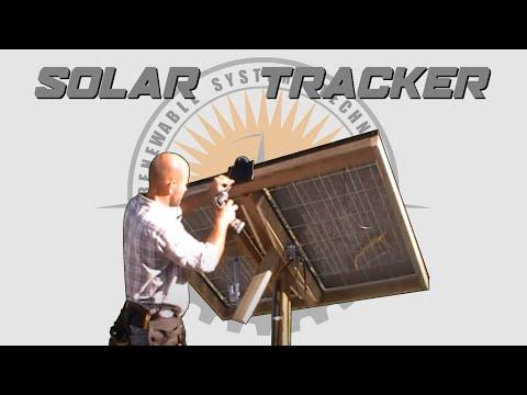 Xxx Mp4 ☀️ Build A DIY Solar Tracker Plans Available 📄 3gp Sex