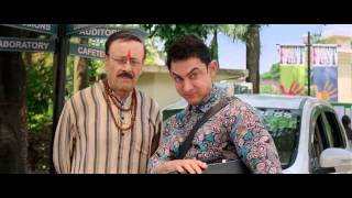 Best scene from movie PK