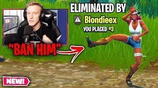 10 Fortnite Pro Players WRECKED BY NOOBS! (Embarrassing)